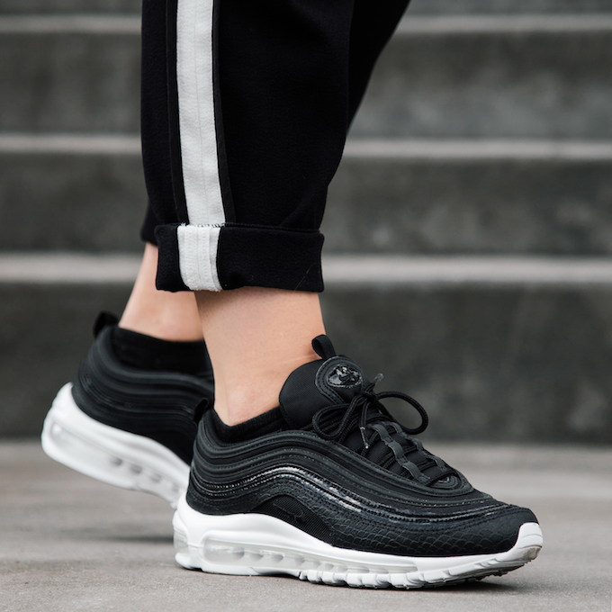 Nike Air Max 97 Premium Women S On Foot Shots The Drop Date