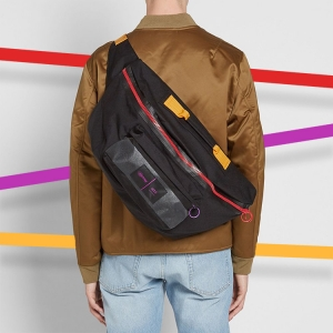 SHOP THE AMI X EASTPAK WAIST BAG HERE...