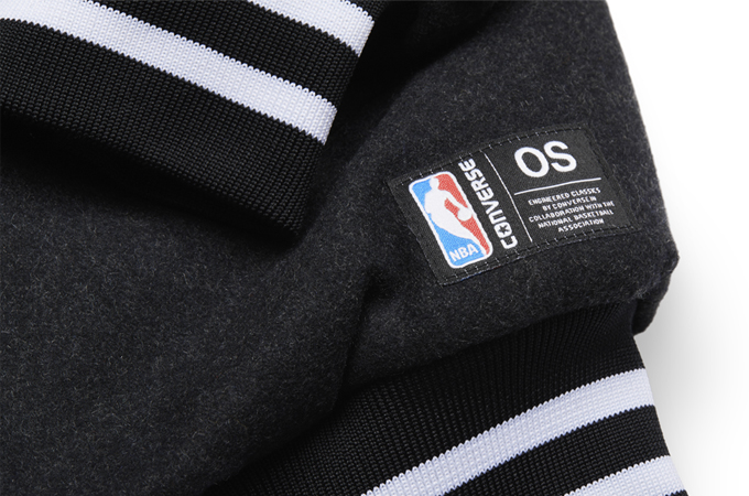 a303fc66d8a5 The CONVERSE NBA APPAREL COLLECTION is for the sartorial ballers ...