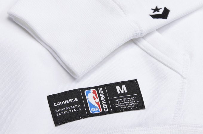 3288701ea1c3 The CONVERSE NBA APPAREL COLLECTION is for the sartorial ballers ...