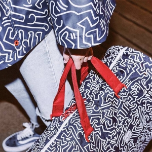 KEITH HARING X HERSCHEL SUPPLY CO. COLLECTION