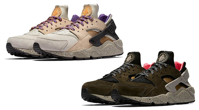 a61609455516 The Nike Air Huarache Gets an ACG Makeover With Fresh Mowabb Styling ...