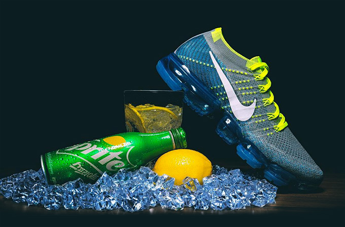 a701014307 Get some Ice and a Slice: it's the Nike Air VaporMax Sprite! - The ...