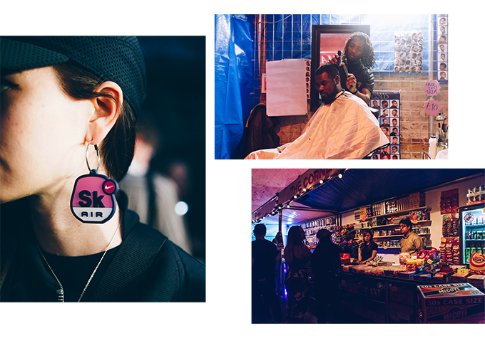 See what went down at the SKEPTA X NIKE SK  ON AIR EVENT in London ... f8e4539e9b6