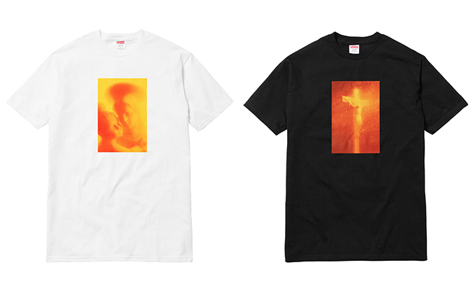Not Safe For Nans The Supreme X Andres Serrano Collab Is
