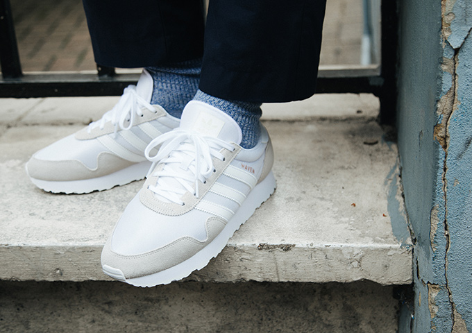 adidas Originals Haven: On-Foot Shots via Chris