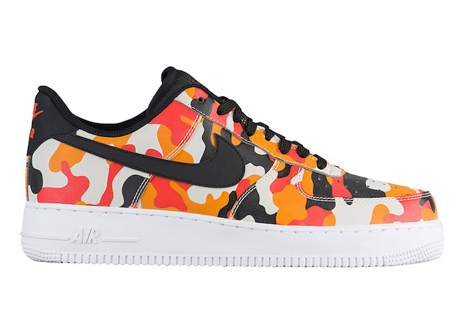 the latest dacc1 4eca5 Go All out with the Nike Air Force 1 Low Camo Pack