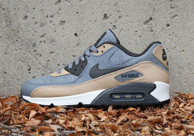Nike Air Max 90 Premium Wraps Your Feet up Warm for Winter