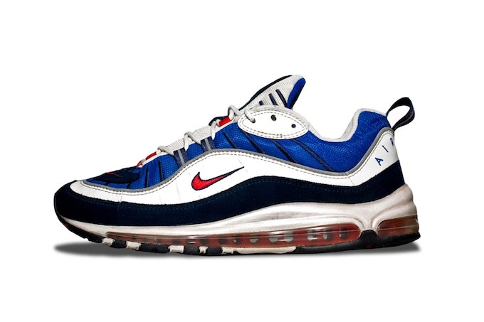 arriving shop best sellers usa cheap sale Hold Tight for a Trio of the Nike Air Max 98 Retro in 2018 ...