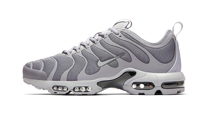 new style 8981b ae63d Hot Property: Nike Air Max Plus TN Ultra Cool Grey - The ...