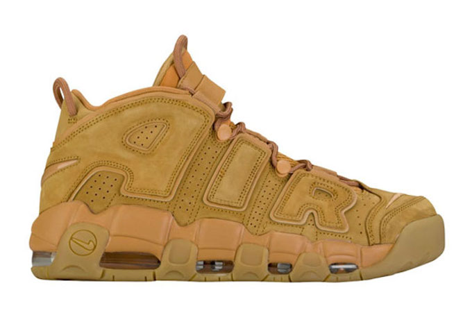 Separate from the Chaff with the Nike Air More Uptempo Wheat - The ... a1fd0119d257