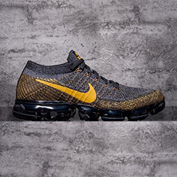 pretty nice 31e8e 2e109 Going for Gold: Nike Air VaporMax Flyknit Yellow - The Drop Date