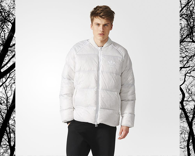e2a207d35 Embrace the cold with the ADIDAS ORIGINALS SST WINTER RANGE - The ...