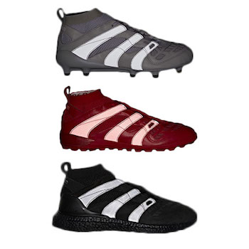 sports shoes 9a749 ea533 ADIDAS DAVID BECKHAM ACCELERATOR COLLECTION