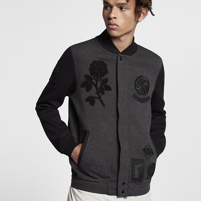 THE NIKE SPORTSWEAR BLACK ROSE TECH FLEECE COLLECTION - The Drop Date 639e9750bc21