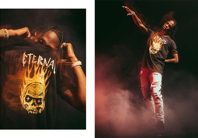 KSUBI TRAVIS SCOTT COLLAB COLLECTION