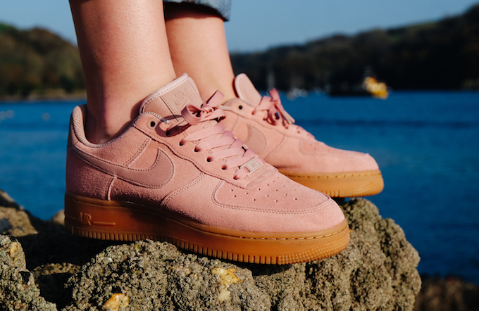 Nike WMNS Air Force 1 '07 SE: On Foot Shots The Drop Date