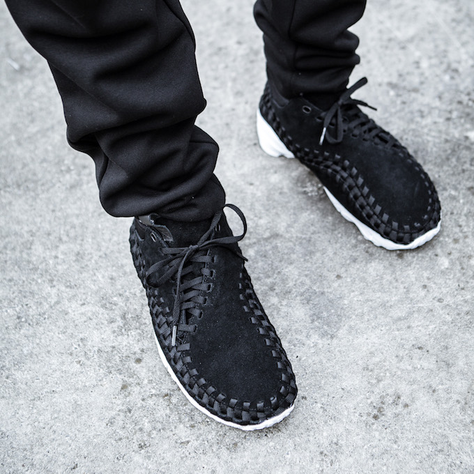 97af015a37060c The NIKE AIR FOOTSCAPE WOVEN CHUKKA is AVAILABLE NOW  shop this style and  much more at NIKE by following the banner below.