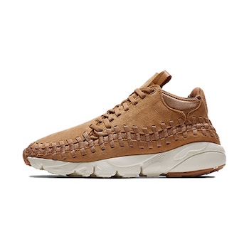 newest d3004 6c1f3 NIKE AIR FOOTSCAPE WOVEN CHUKKA - FLAX PACK