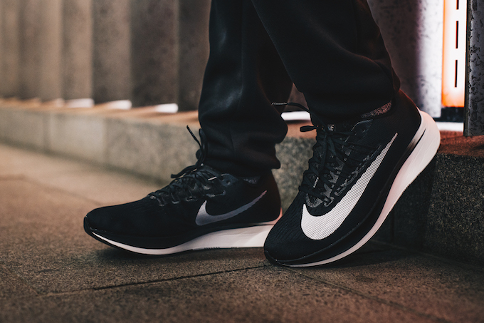 Nike Zoom Fly  On-Foot Shots - The Drop Date 000d60b33