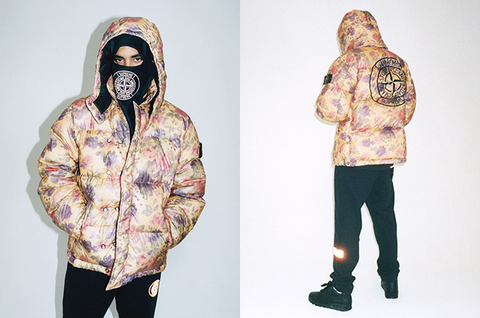 550149e60082b Take a look at every piece from the SUPREME X STONE ISLAND FALL 2017 ...