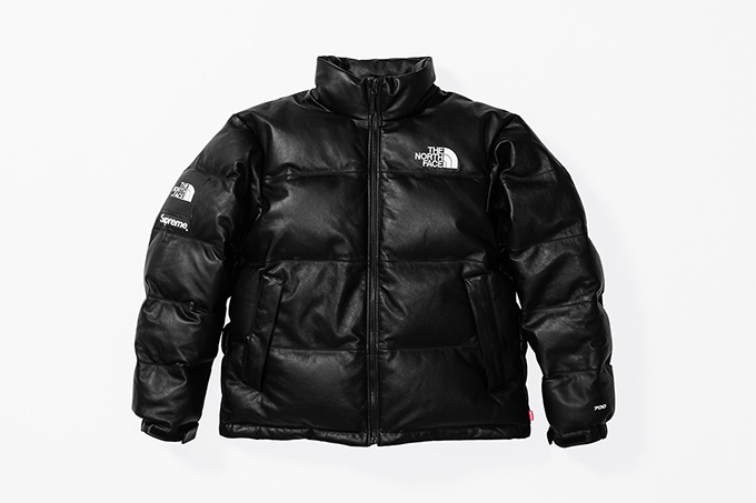 Cold World The Supreme X The North Face Fall 2017