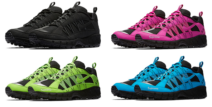 1d9d5ff274aa The NikeLab Air Humara x Supreme Collection Drops Once Again This ...