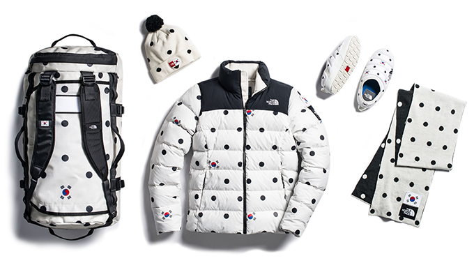 Fly Your Flag With The North Face International Collection