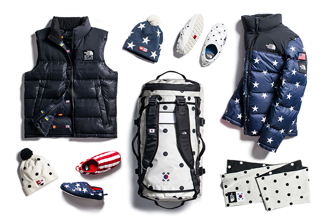 Nice International Collection #8: THE NORTH FACE INTERNATIONAL COLLECTION OLYMPIC PACK