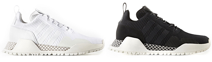 Make Wet Feet History with the adidas Originals Winter Pack via Natalie Davies