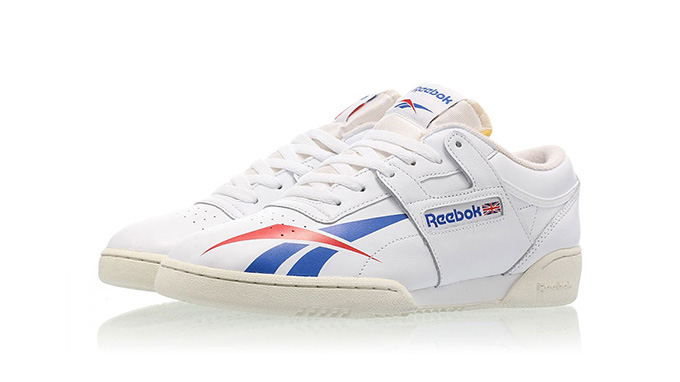 Heavy Spin on the Reebok Workout Lo