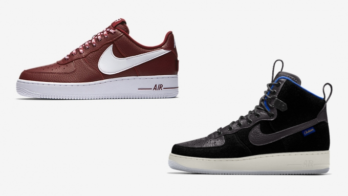 b287f1489886 10 of the Best Nike Air Force 1 - The Drop Date