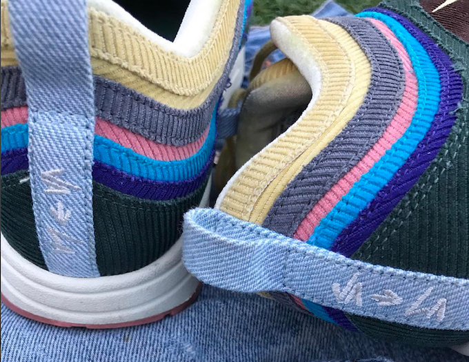 Check out Sean Wotherspoon's Winning Air Max Hybrid… via Natalie Davies