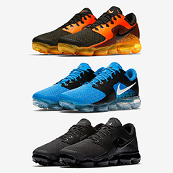 71aad975ce4 Nike Air VaporMax CS Lands in Three Fresh Colourways - The Drop Date