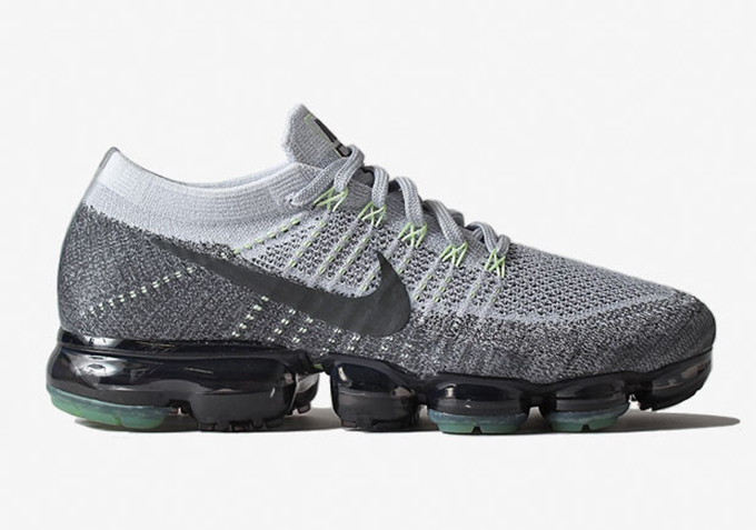 The Nike Air VaporMax Adopts the Infamous Neon 95 Colourway via Natalie Davies