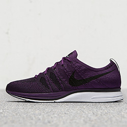 Nike Flyknit Trainer Lands in Purple bc83a4e08