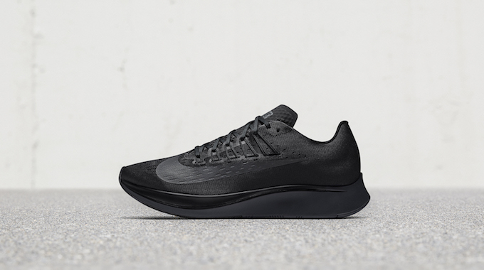 7ecf3ac22340 Be Super Fly with the Nike Zoom Fly Triple Noir - The Drop Date