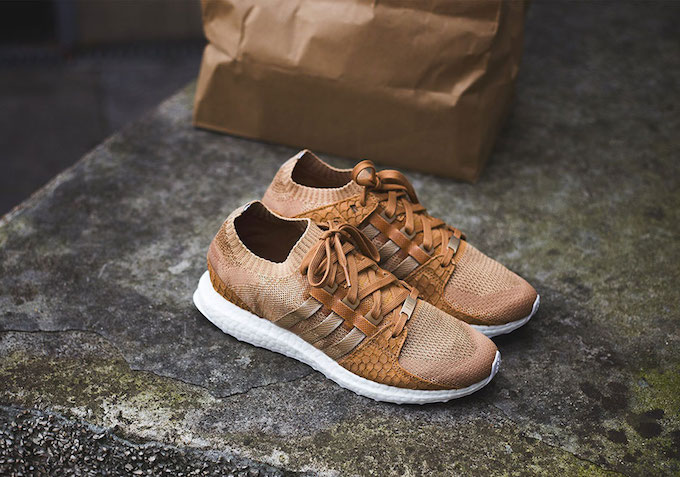 We're Lovin' It: Pusha T x adidas EQT Support Ultra PK via Natalie Davies