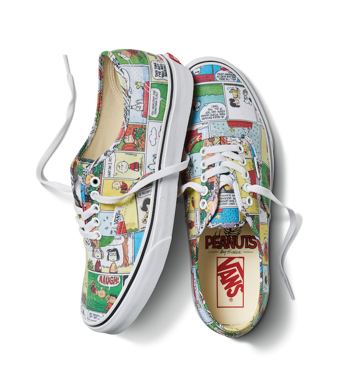 trono cortar a tajos Facultad  The Vans X Peanuts Collection Is a Toe-Tapping Treat - The Drop Date