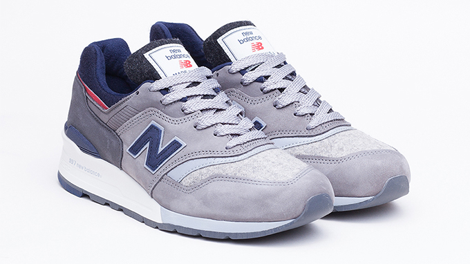 the latest d6978 8e1c5 Coming Soon: Woolrich x New Balance MADE US 997 - The Drop Date