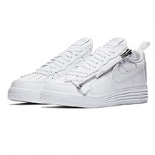 buy popular d1468 71dcb It s All White With Us  The ACRONYM X Nike Lunar Force 1 Returns This Winter
