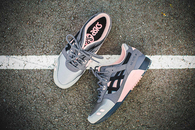 fa48f10f5036 Head Back to the  80s with the ASICS Tiger x WOEI GEL-Lyte III ...