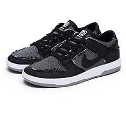3e7aabfb Black Denim for Black Friday's MEDICOM TOY x Nike SB Dunk Low Elite  BE@RBRICK