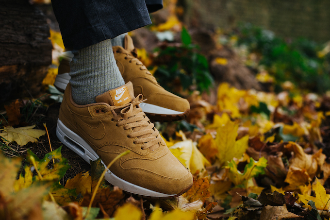 Nike Air Max 1 Flax: On-Foot Shots - The Drop Date