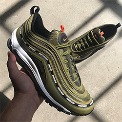best sneakers 4537d ccaea The Nike Air Max 97 OG Undefeated Is Set to Return in Olive Green This  Weekend