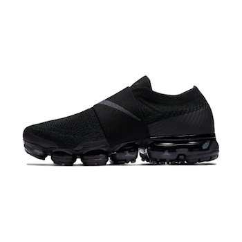 more photos 547c7 70bdc NIKE AIR VAPORMAX FLYKNIT MOC - TRIPLE BLACK - AVAILABLE NOW - The ...