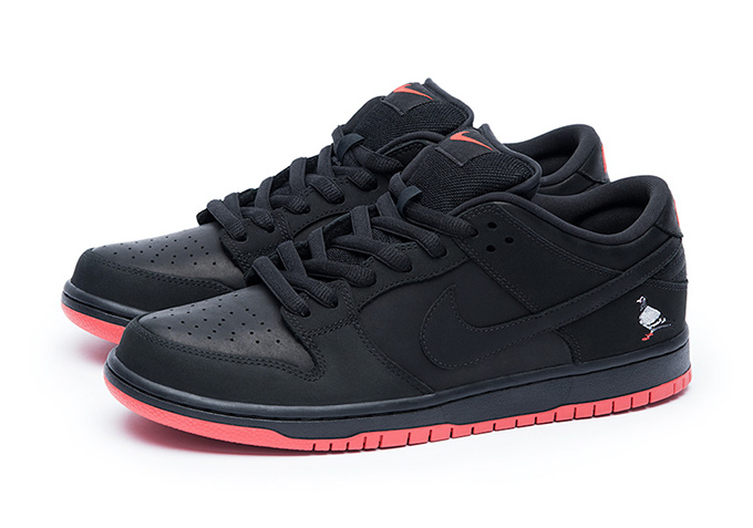82485f1f9d5 Bird is the Word  Jeff Staple Returns with the Nike SB Dunk Low ...