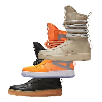 08eff34b9f79 Nike SF Air Force 1 High Boot - AVAILABLE NOW - The Drop Date