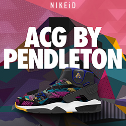 879bd5c87c707 Available Now  Customise an All-Terrain Classic with the NikeiD ACG x  Pendleton Mowabb - The Drop Date