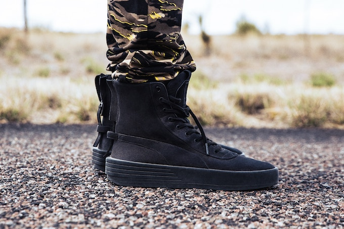 c2761c75a801 PUMA X XO  CRAFTED MILITARY COLLECTION - The Drop Date